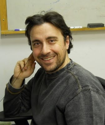 Dr. Melih Eriten, picture courtesy of the University of Illinois